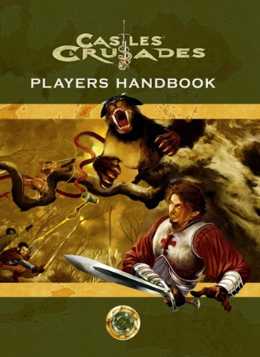 Castles & Crusades Players Handbook, 4th Printing (Castles & Crusades Role Playing Game) (English Edition)