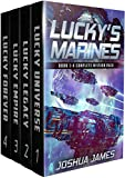 Lucky's Marines: Book 1-4