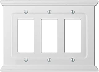radiator outlet plate
