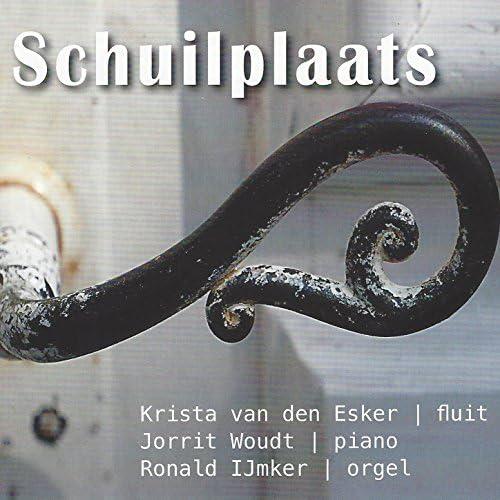 Krista van den Esker, Jorrit Woudt & Ronald Ijmker