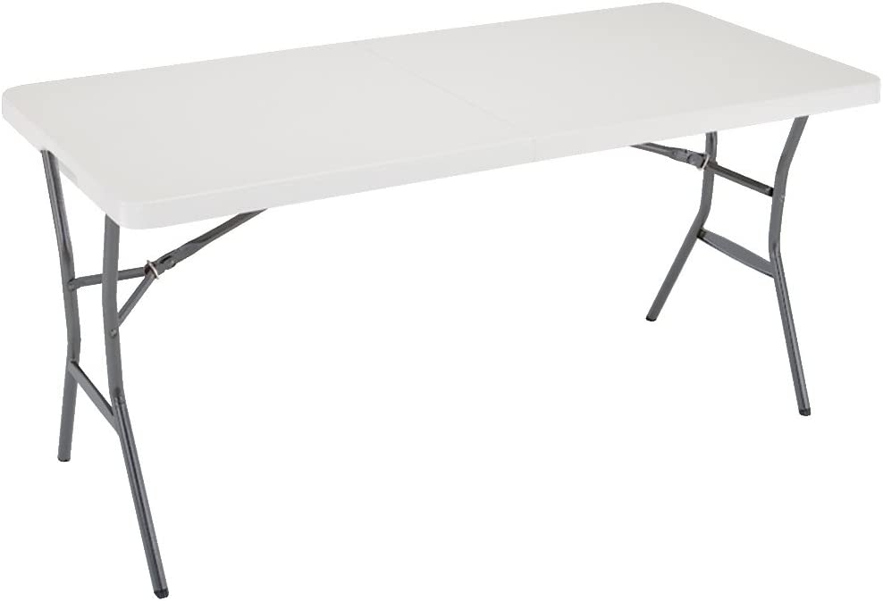 Lifetime 5-Foot Folding Table - Cheap super special price New Orleans Mall Pearl