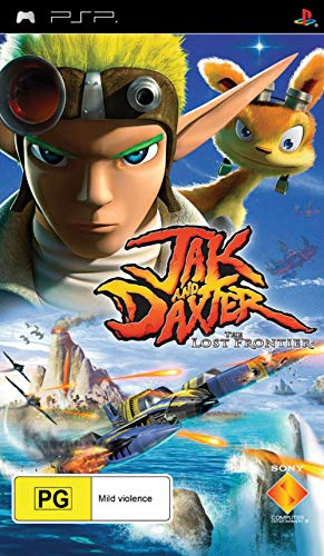Jak and Daxter: The Lost Frontier (Sony PSP) [importación inglesa]