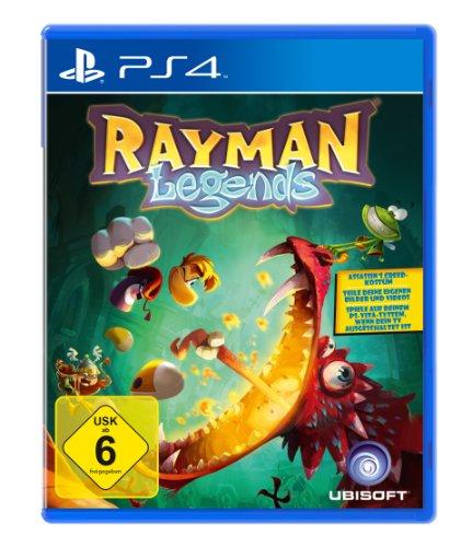 Rayman Legends, PS4-Blu-ray Disc