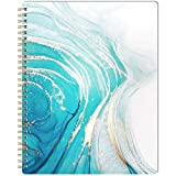 2021 Weekly Appointment Book & Planner - 2021 Daily Hourly Planner 7.8' x 9.8', Jan. 2021 - Dec. 2021, 30-Minute Interval, Flexible Soft Cover, Twin-Wire Binding, Lay - Flat
