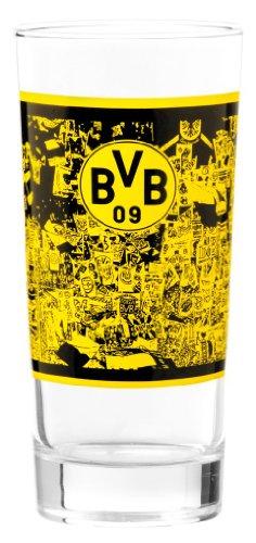 BVB Borussia Dortmund Wasserglas 2er Set