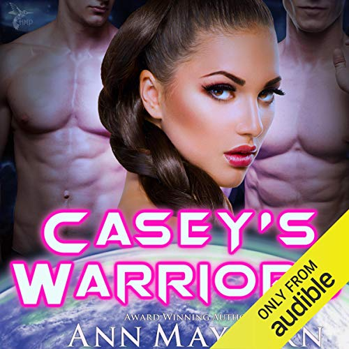 Casey's Warriors audiobook cover art