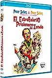 El estrafalario prisionero de Zenda [Blu-ray]