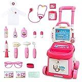 Doctor Cart Kit for 3 Year Old Girls Kids...