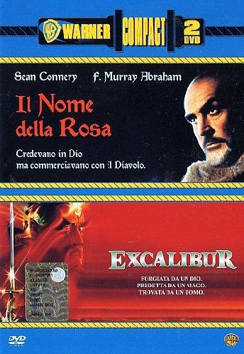 Il Nome Della Rosa / Excalibur (2 Dvd)