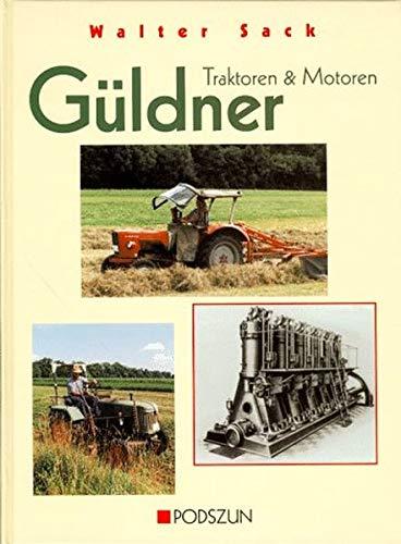 Güldner Traktoren und Motoren
