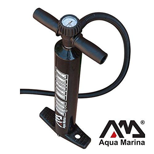 AQUA-MARINA SUP Jombo Extra High Pressure Hand Pump, Black