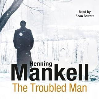 Couverture de The Troubled Man