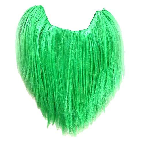 cheap4uk 1 Pieza Sombrero irlands de trboles de Barba Verde Sombrero de Disfraz de Duende Decoracin de Desfile de Hombres/Mujeres/Adultos/nios
