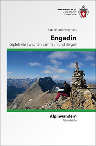 Engadin: Gipfelziel zwischen Samnaun und Bergell (Alpin-Wanderführer)