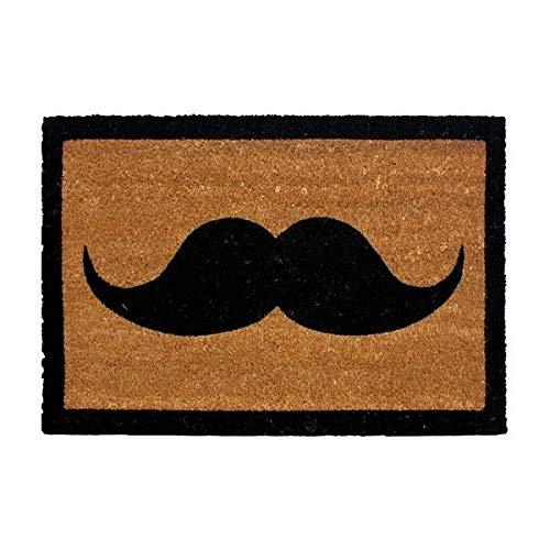 Eurrowebb - Felpudo, diseño de bigote