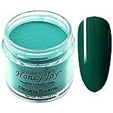 28g/Box Green Color Dipping Powder No Lamp Cure Nails Dip Powder Like Gel Nail Natural Dry For Nail Salon£¬No.52