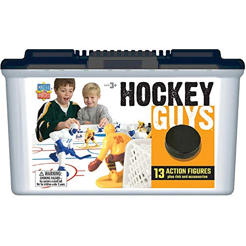 MasterPieces Hockey Guys Sports Action Figures