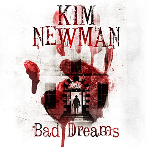 Bad Dream audiobook cover art