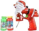 CoolToys Bubble Gun for Kids (Dalmatian White)
