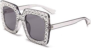 0b71139a05 Fliegend Gafas de Sol Polarizadas para Hombre Mujer Gafas Vintage Retro con Cristal  Unisex UV400 Gafas