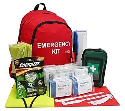 EVAQ8 Care Home Evacuation Kit - Emergency Grab Bag by EVAQ8