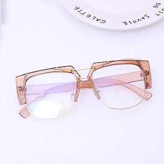 3992693156 Souliyan Gafas sin Receta Gafas para la Moda Unisex Elegantes monturas de Gafas  para Mujeres/