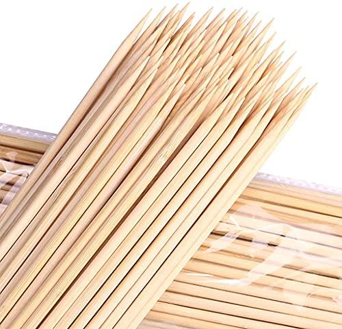 "Barbecue Natural Bamboo 12"" Skewers"