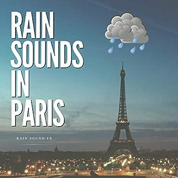 Rain Sounds in Paris