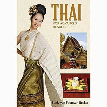 Thai for Advanced Readers - Pt. 2