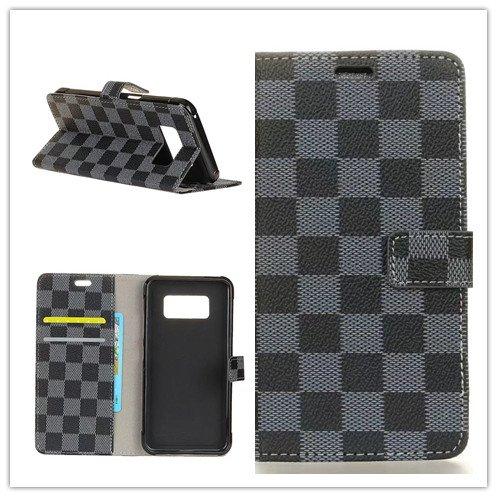 F&a® Flip Brieftasche Hülle für Asus Zenfone AR(ZS571KL) (Schwarz)