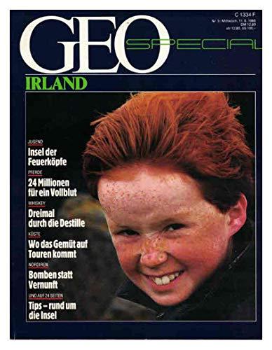 Geo special - Irland - Nr. 3 - Jugend: Inseln der Feuerköpfe - 24 Millionen für ein Vollblut - Dreimal durch die Destille-Whisky - Küste - Nordiren - und Tips