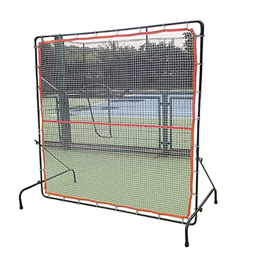 NLXX Tennis Rebounder Tennis Rebounder   Multi-Sport Ball Skills Training – Tennis Terugbounder voor training – Tennis…