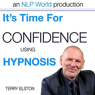 It's Time For Confidence with Terry Elston cover art