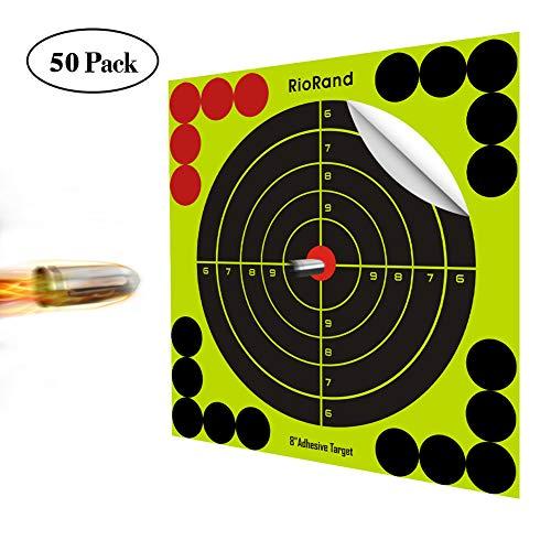 Salpicaduras de disparo objetivos...
