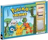 Pokemon Felties: How to Make 16 of Your Favorite Pokemon