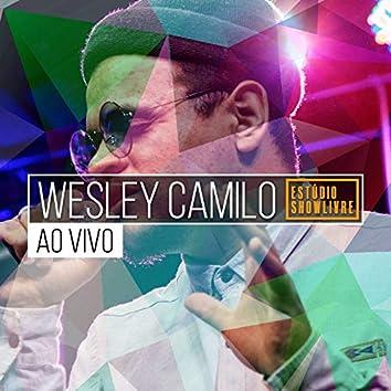 Wesley Camilo no Estúdio Showlivre (Ao Vivo)