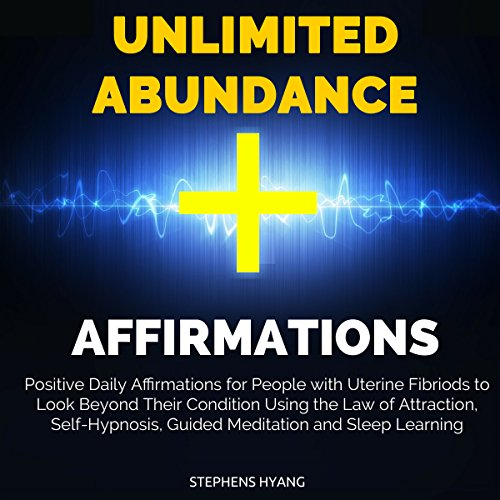 Unlimited Abundance Affirmations cover art