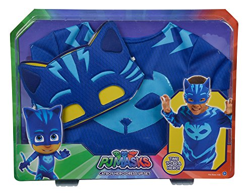 Simba 109402093 PJ Masks-Kostüm Catboy, 104-122