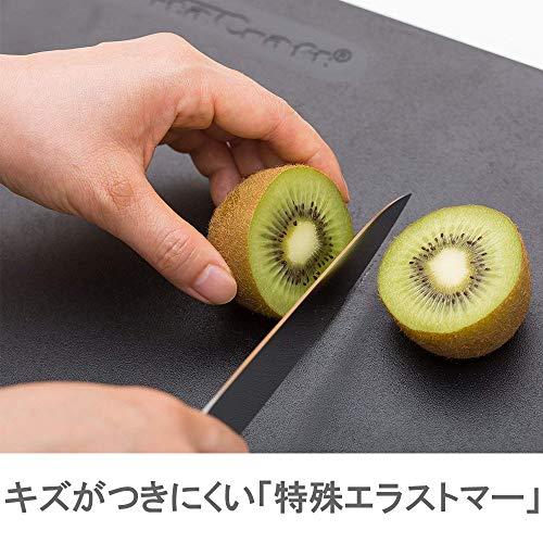 ビタクラフト抗菌まな板日本製薄型ブラック3401