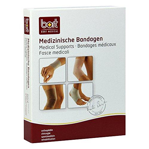 Bort Metatarsal-Bandage m. Pelotte haut Gr. 22, Fußbandagen