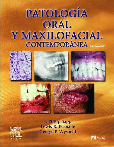 Patologia Oral y Maxilofacial Contemporanea