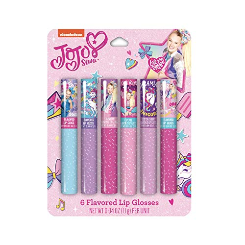 Taste Beauty JoJo Siwa 6 Flavored Lip Glosses