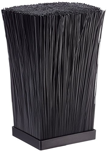 WMF 6060291890 Brosses de Rechange pour Bloc à Couteaux, Plastique, Transparent, 22 x 11,5 x 10,5 cm