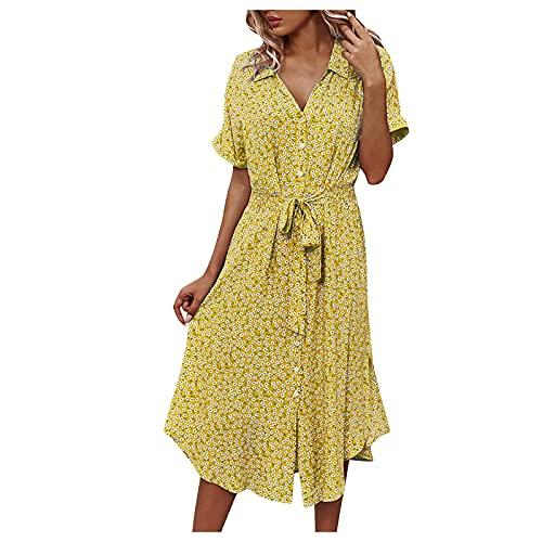 KANGMOON Sundresses for Women SummerMini DressDress for WomenDresses for Wedding GuestPlus Size Maxi Dresses for WomenGreen Dress for WomenWhite midi DressDress Form