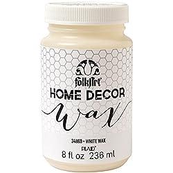 top 10 folk art wax FolkArt34860 Home Decoration Wax, 8 oz, White
