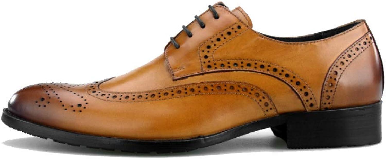 JCZR Das Geschftskleid Der Mnner Beschuht Schuhe, Die Schuhe des Formellen Kleides Der Hochzeit Wedding Sind, Spitzte Schuhe