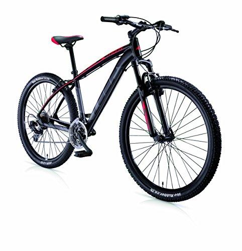MBM Loop, Fat Bike Unisex – Adulto, Rosso A20, 43