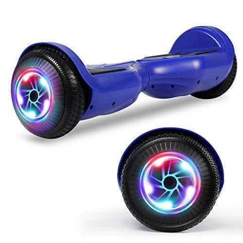 JOLEGE Self Balancing Hoverboard, 6.5' Hoverboards Self Balancing Scooter...