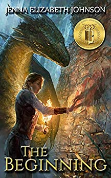 The Beginning: The Legend of Oescienne (Book Two) by [Jenna Elizabeth Johnson]