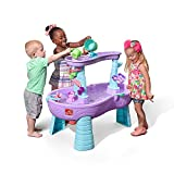 Rain Showers & Unicorns Water Table (Deluxe Pack - Includes 13pc Accessory Set)